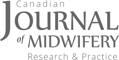 Canadian Journal of Midwifery